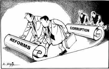 is some degree of corruption good for growth it could be